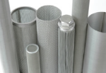 Cylindrical Extruder Screens